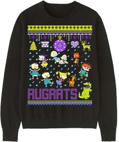 Rugrats Ugly Christmas Sweater